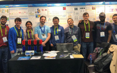 Students, Faculty Excel at High-Performance Computing Conference