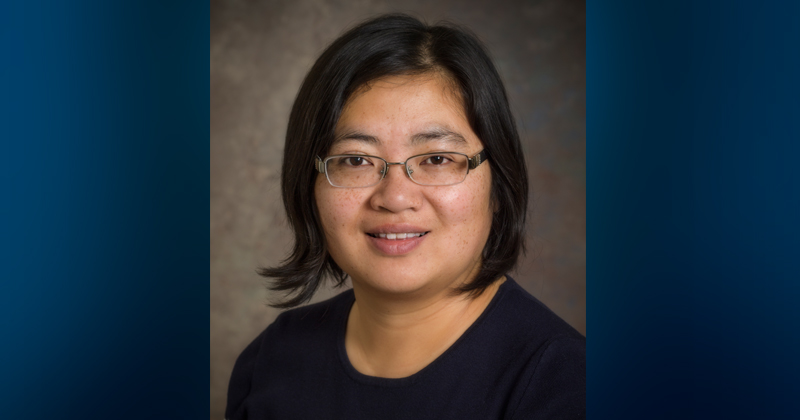 Hui Fang Recognized for Early Career Academic Achievement